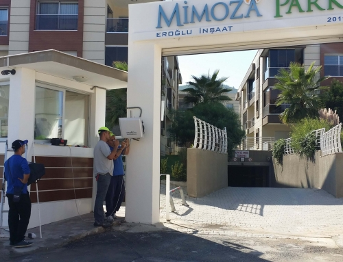 Mimoza Park Konutları